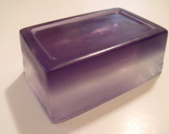 Heather And Hyacinth Glycerin Soap