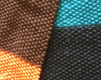 Multi-Color-Blocked Wrap