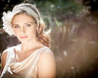 Dream a Little Dream, Bridal Headdress