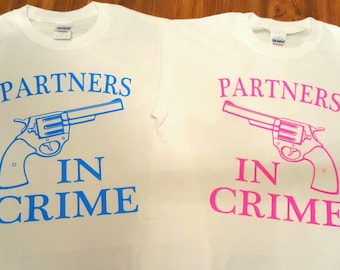 Partners in Crime shirt