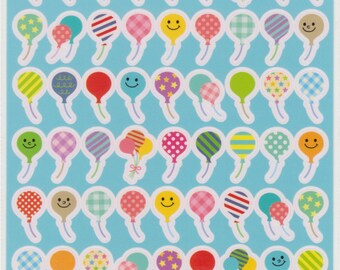 Balloon Stickers - Party Stickers - Reference C1760-61C3767-68C5959-60