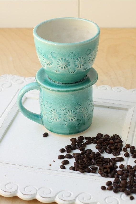 Drip coffee maker // pour over coffee // drip coffee pot