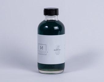 Blue Tansy Body Oil