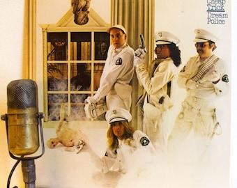 "Cheap Trick Vinyl Record Album LP 1970s Classic Rock and Roll Pop Illinois Rick Nielsen ""Dream Police"" (1979 Cbs w/""Gonna Raise Hell"")"