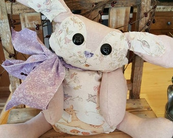 Lavender scented heat pack - bunny
