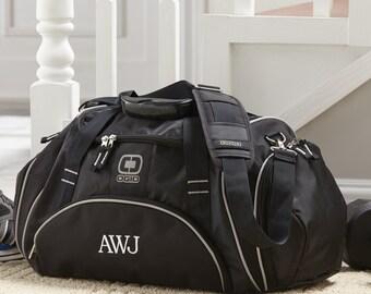OGIO Sports or Gym Bag (g249-1105) - Free Personalization