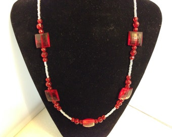 Beaded Necklace 75