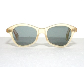Sunglasses 40's 50's Cat Eye Frame FREE SHIPPING Women Her She Gift Idea Lady 1930's 1940's 1950's Medium Large Size 30's 40's 50's