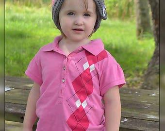Peyton Slouchy Crochet Hat Pattern
