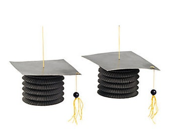 Congrats Grad Lanterns/ Graduation Lanterns / Grad Party Decorations