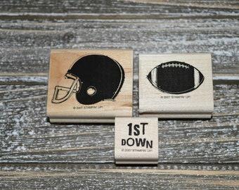 Stampin' Up Just Football Stamp Set