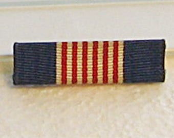 WWII Soldiers Medal Ribbon Bar