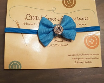 Embellishment sweet bow band