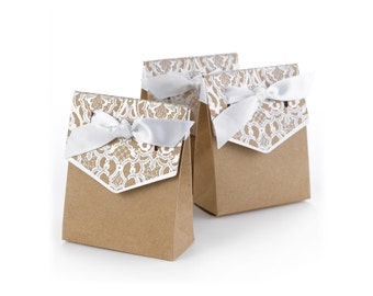 Rustic Wedding Favor Boxes, Rustic Wedding Favors, Kraft Favor Boxes, Wedding Favors, Rustic Favor Box, Candy Favor Boxes, Favors For Guests
