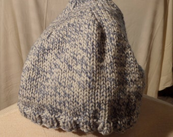 Hand Knitted Slouch Hat