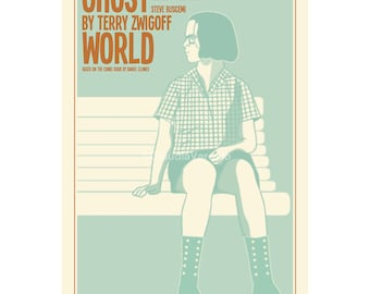 Ghost World movie poster in various sizes