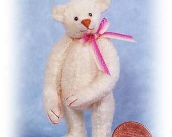 Ima Comfort Miniature Teddy Bear Kit - Pattern - by Emily Farmer