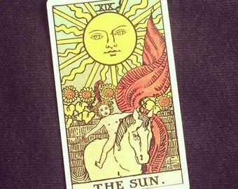 10 Card Tarot Spread
