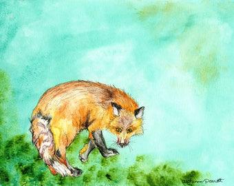 Fox (Giclee Print)