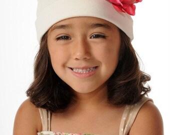 Boutique cancer kids hat