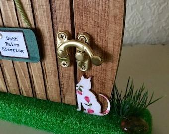Ornamental Woodland Fairy Door
