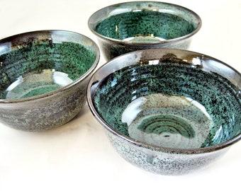 Ramen Noodle Bowl, Ceramic Soup Bowl, Pottery Rice Bowl, Asian Bowl, Big Soup Bowl - In stock