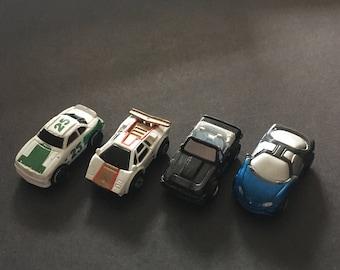 Micro Machines vintage rare car lot