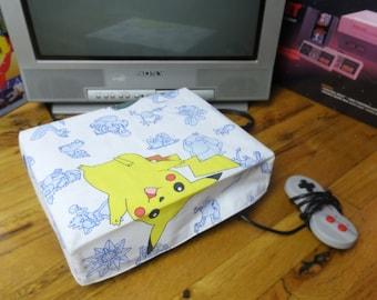 Pokemon WRETRO WRAPPER console dust cover