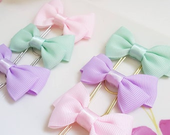 Everly bow mini paper clips