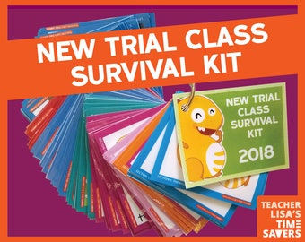 UPDATED VIPKid NEW Trial Class Survival Kit 2018 Version