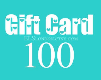 Last minute gift, Mothers day gift card, instant download voucher gift certificate, Anniversary gift for her, gift for wife, gift for him