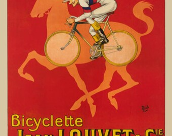 Jean Louvet & Cie Poster (#1431) 6 sizes