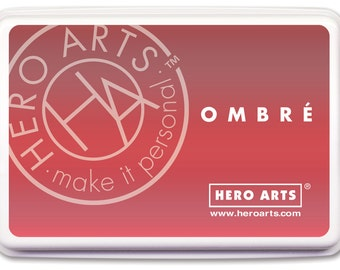Hero Arts Ombre Ink Light Ruby to Red Royal