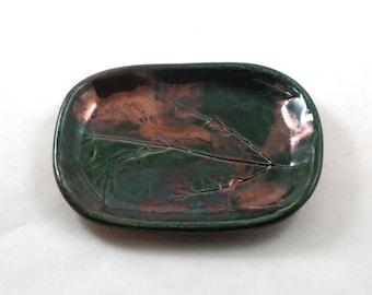 SOAP DISH Ceramic Pottery