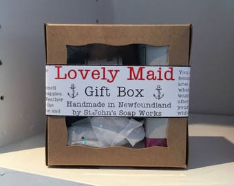 Lovely Maid gift box