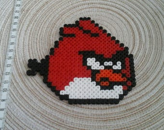 Angry Birds pixel art Red