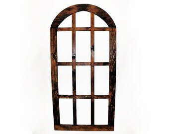 Arched Window Wall Hanging