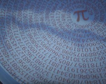 Geek bol Pi - fait sur commande dans n'importe quelle couleur