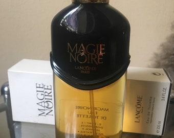 """Vintage """"Magic Noire"""" by Lancôme 100 ml Atomiseur"""