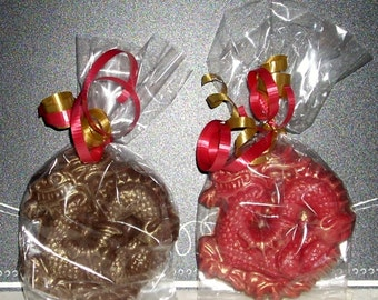Chocolate Chinese Dragon Favors