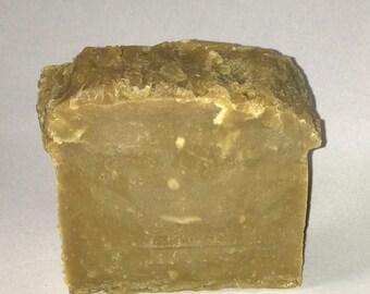 Tea Tree & Turmeric Soap, Handmade Soap, Natural Soap,