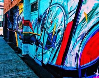 Grafitti Town