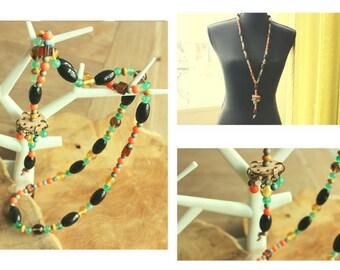 Maternity necklace-long necklace