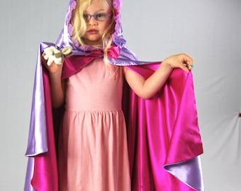 Princess Cape, Lavender Blossoms