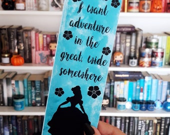I Want Adventure - Beauty and the Beast