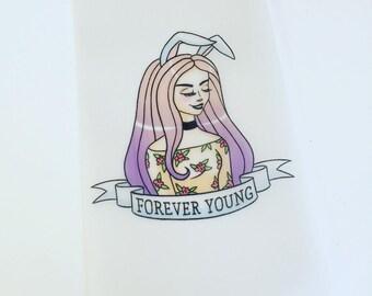 TN/Dori Dashboard Vellum Forever Young