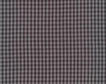 Black- Checks Please Yarn Dyed Plaid- by Cloud 9