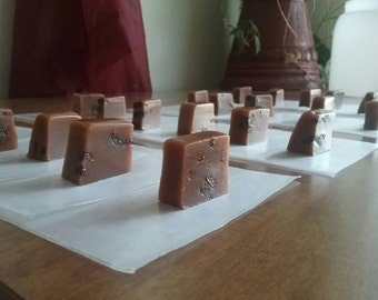 Holiday Cherry Caramels