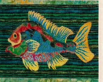Clown Fish pattern by Aline