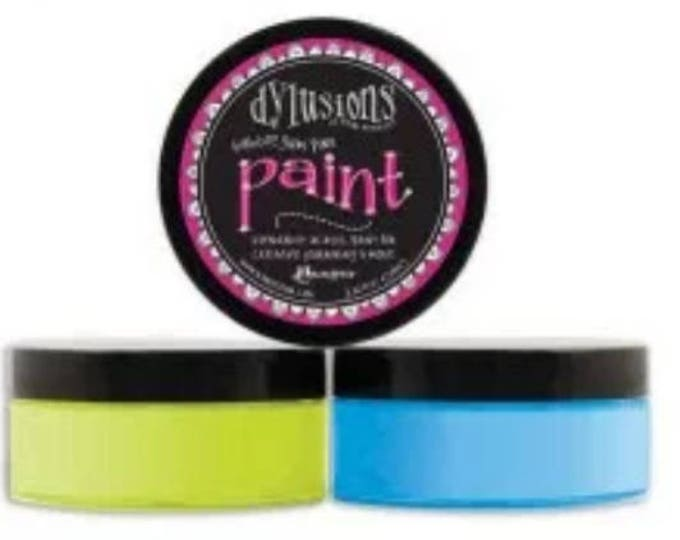 Dylusions acrylic paints
